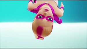 Princess Power - Soaring (Music Video) Screencap
