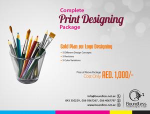 Print design Dubai