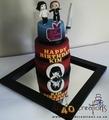 Pulp Fiction Cake