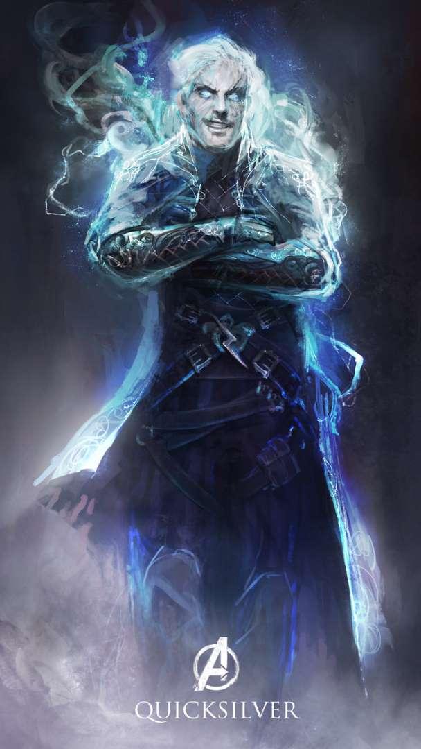 Quicksilver the wraithbrand