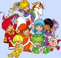 Rainbow Brite and the Colorkids - rainbow-brite photo