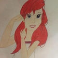 Redrawing of Ariel