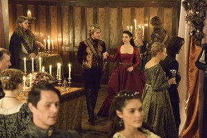 """Reign """"The agneau and the Slaughter"""" (2x04) promotional picture"""