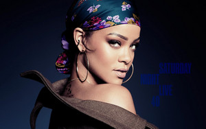 Rihanna for SNL