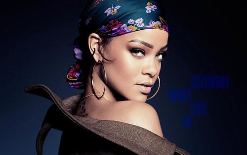 Rihanna wallpaper titled Rihanna for SNL