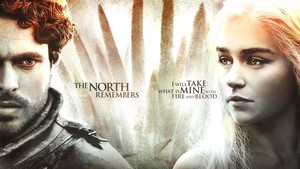 Rob and Daenerys
