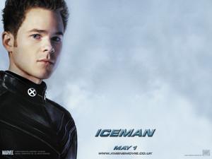 "Robert ""Bobby"" ڈریک / Iceman پیپر وال"