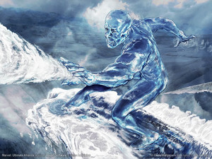 "Robert ""Bobby"" Drake / Iceman Wallpapers"