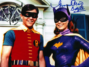 Robin and Batgirl