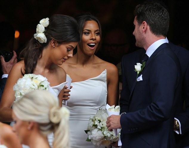 Cleveley mere wedding