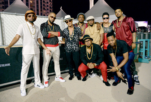 Bruno Mars Images Rock In Rio USA Backstage Wallpaper And