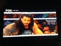 Roman Reigns at WWE Raw - wwe-raw photo