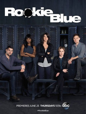 Rookie Blue Season 6 Poster