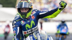 Rossi wins in Assen 2015