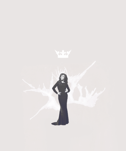 Supernatural wallpaper possibly with a cloak and a hood entitled Rowena