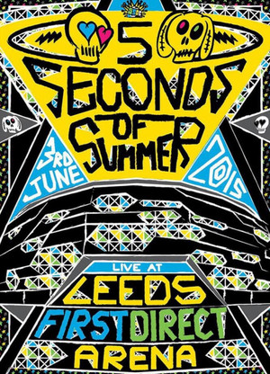 Rowyso - Leeds poster
