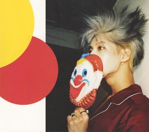SHINee Taemin 태민 Odd Album تصویر