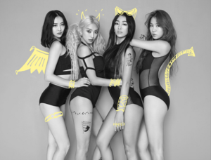 "SISTAR Releases Additional Teaser hình ảnh for ""Shake It"""
