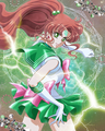 SMC ~ BR cover ~ Sailor Jupiter