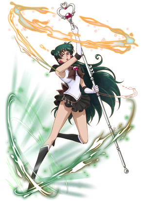 SMC ~ Sailor Pluto