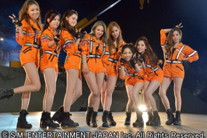 SNSD - Catch Me If 你 Can