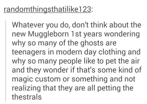 Sad HP Tumblr Posts