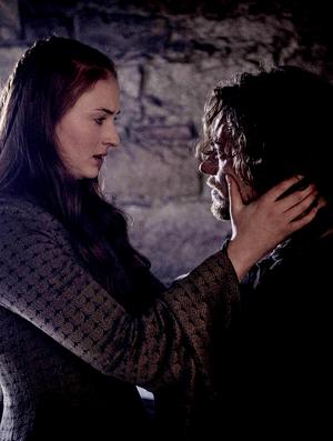 Sansa Stark and Reek