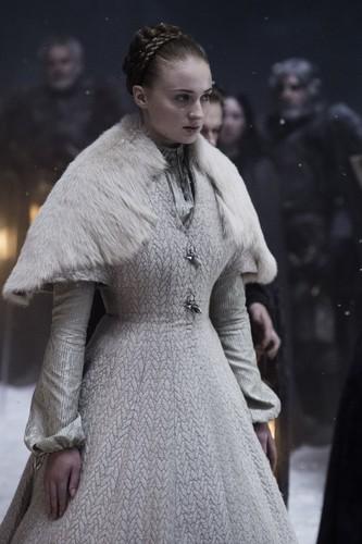 Sansa Stark Hintergrund entitled Sansa Stark