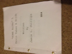 Script for nyumbani alone 5