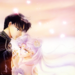 Serenity and Endymion - sailor-moon icon