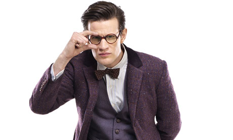 The Eleventh Doctor karatasi la kupamba ukuta containing a business suit entitled Series 7 Eleventh Doctor