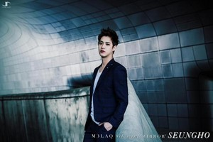 Seungho teaser image for ''MIRROR''