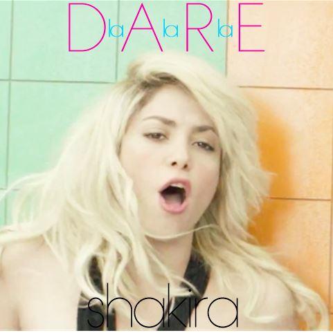 Шакира-dare
