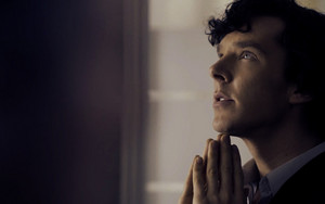 Sherlock thinking