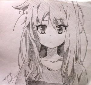 Shiina Mashiro..!
