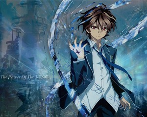 Shu from Guilty Crown