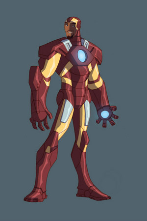 Sinbad as Ironman