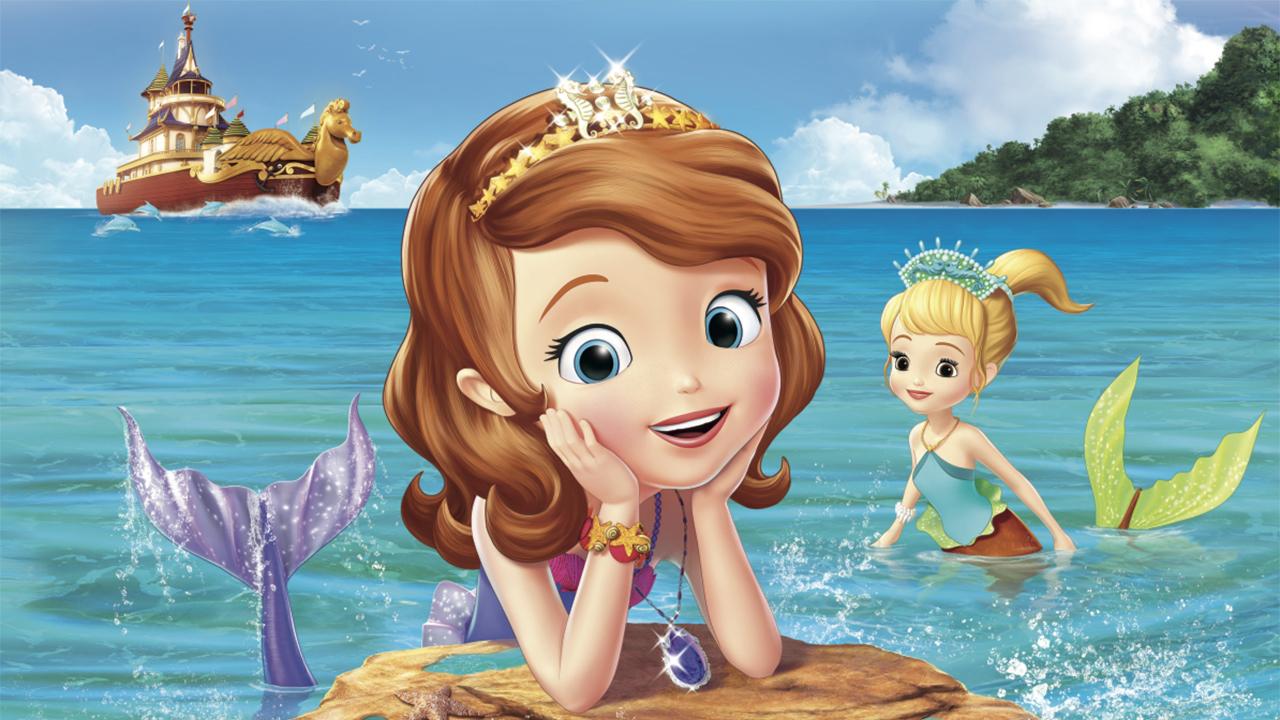 《小公主苏菲亚》