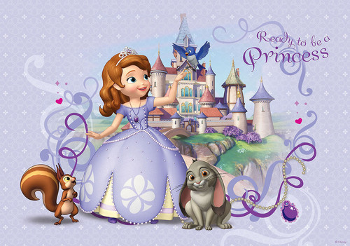 Sofia The First kertas dinding called Sofia The First