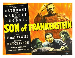 Son of Frankensten (Poster)