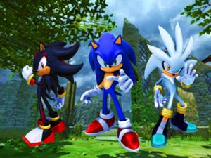 Sonic 06'......
