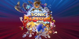 Sonic Boom:Fire and Ice