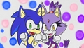 Sonikku and Bureizu - sonic-the-hedgehog fan art