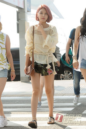 Sooyoung - Incheon Airport