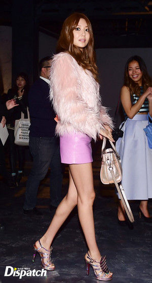Sooyoung NY Fashion Week