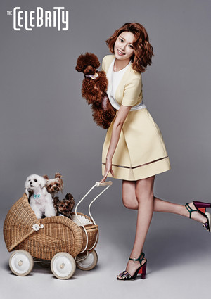 Sooyoung - The Celebrity