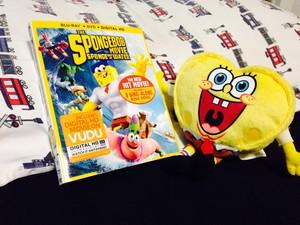 SpongeBob DVD!
