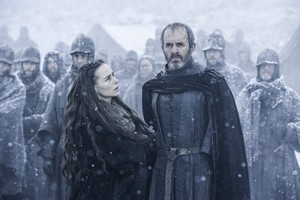 Stannis and Selyse Baratheon