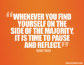Success-Majority. - quotes-and-icons photo