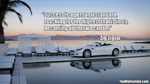 Success-is-a-personal-standard